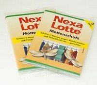 Nexalotte Motten- und Pelzkaeferschutz